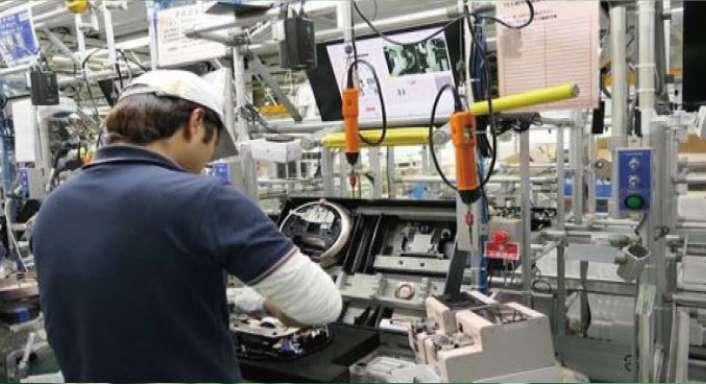 工業・食品生産 生産ライン洗浄