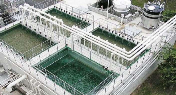 水処理プラント排水処理